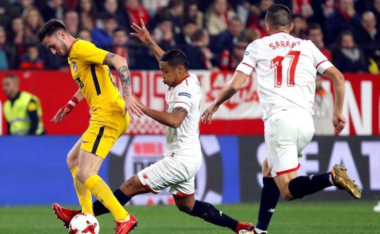 Las mejores imágenes del Sevilla-Atlético