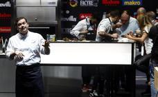Marcos Morán en Madrid Fusión: «Tenemos que llamar a los productos con nombre y apellido»
