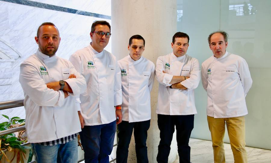 Los sabores del Paraíso en Madrid Fusion, por las estrellas Michelín asturianas