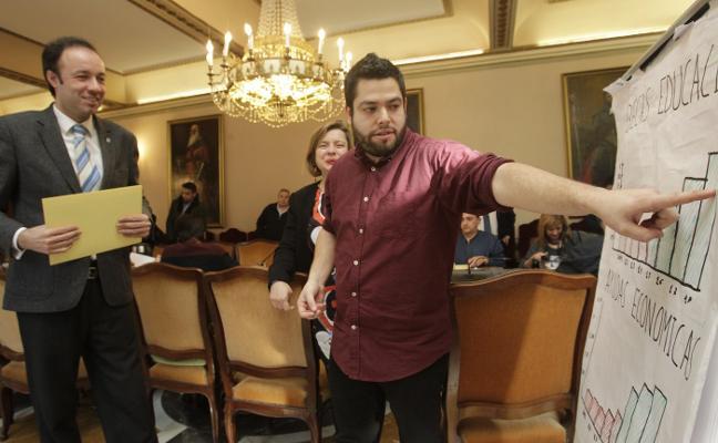El PP presentará una reclamación al presupuesto «irresponsable» del tripartito de Oviedo