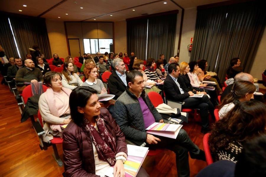 Entrega de diplomas del programa de estancias formativas del profesorado en empresas 2017