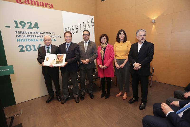 La Feria Internacional de Muestras de Asturias recoge su historia gráfica en un libro