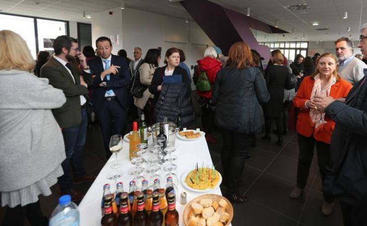 Acto de entrega de la Marca Asturiana de Excelencia de Igualdad