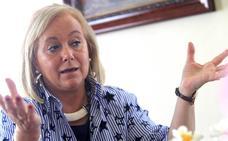 Mercedes Fernández dice que la situación personal de Caunedo es «complicada»
