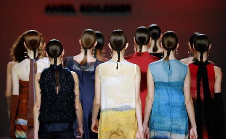 Madrid Fashion Week   Tercera jornada
