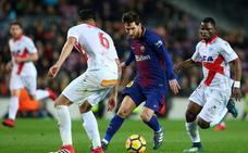 Todo suma a favor del Barça