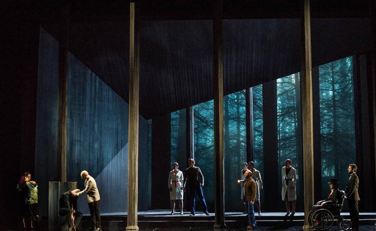 'Pelléas et Mélisande', la ópera de Claude Debussy en Oviedo
