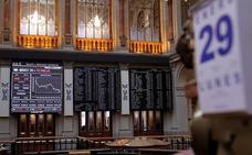 Los bonos inquietan a las Bolsas y el Ibex-35 se aleja de los 10.600 puntos