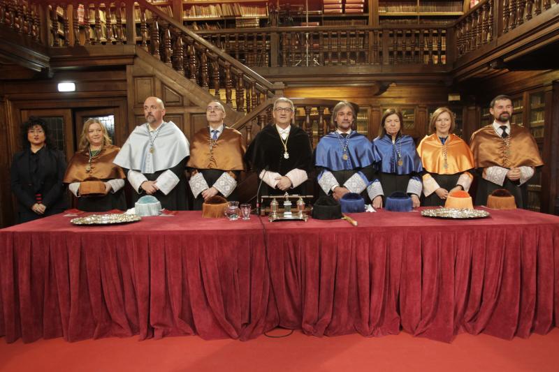 La Universidad de Oviedo festeja Santo Tomás de Aquino