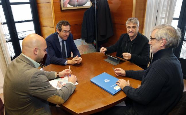 La Facultad de Educación ve «muy sólida» la propuesta de Gijón para el grado de Deporte