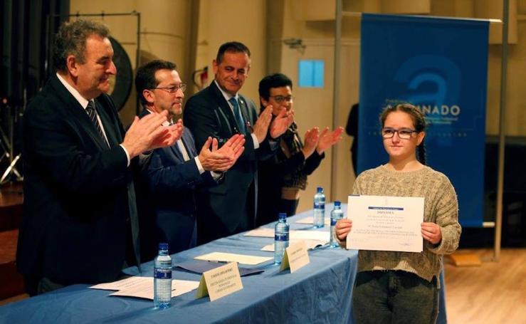 Educación homenajea a los 45 estudiantes premiados por su esfuerzo académico