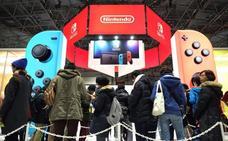 Nintendo ganó 999 millones entre abril y diciembre, un 31% más