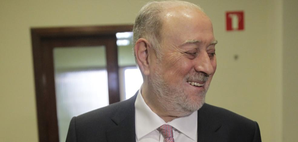 Gabino de Lorenzo: «Es decisivo tener mano dura y poner las medidas de seguridad necesarias»