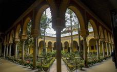 El duque de Alba busca becarios gratis para trabajar en los jardines del Palacio de Dueñas