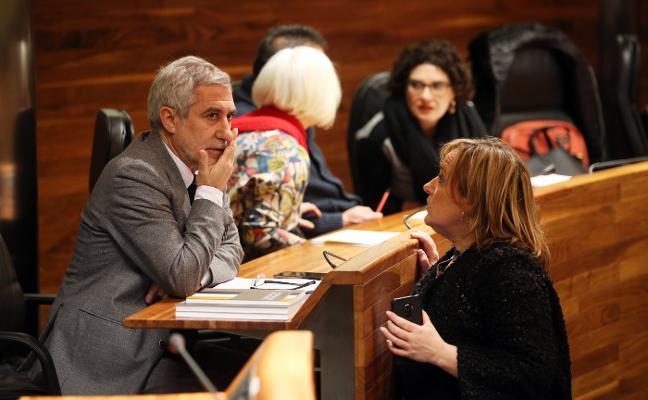La Junta insta al Principado a actuar contra la «desigualdad» generada por el cupo vasco