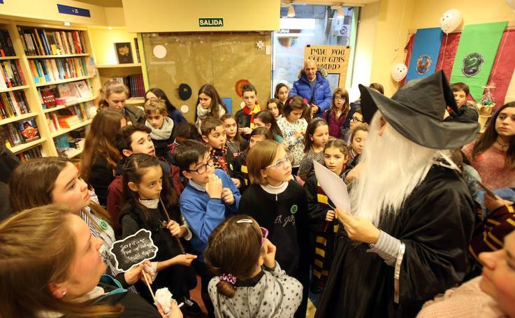 La magia de Harry Potter se traslada a Oviedo