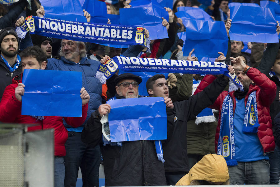 ¿Estuviste en el derbi asturiano: Real Oviedo - Sporting? ¡Búscate!