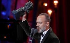 Javier Gutiérrez, Goya al mejor actor protagonista por 'El autor'