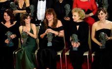 Y la mujer reinó en los Goya