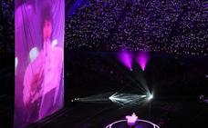 Polémico homenaje de Timberlake a Prince en el descanso de la Super Bowl