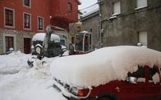 Cabrales sopesa pedir la intervención de la UME para retirar la nieve en Sotres