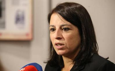 Adriana Lastra defiende el uso de 'portavoza'