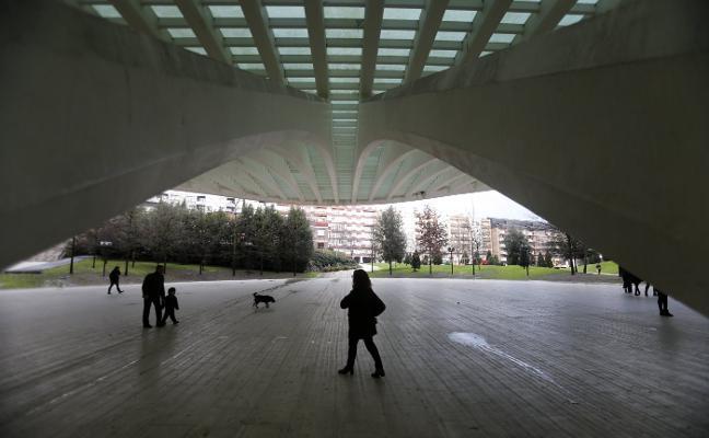 Caunedo dice que el Calatrava «era necesario» y que quienes lo idearon no podían prever la crisis