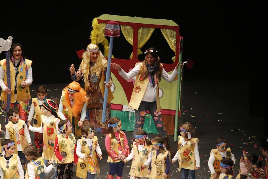 Desfile infantil de Antroxu en Gijón (2)