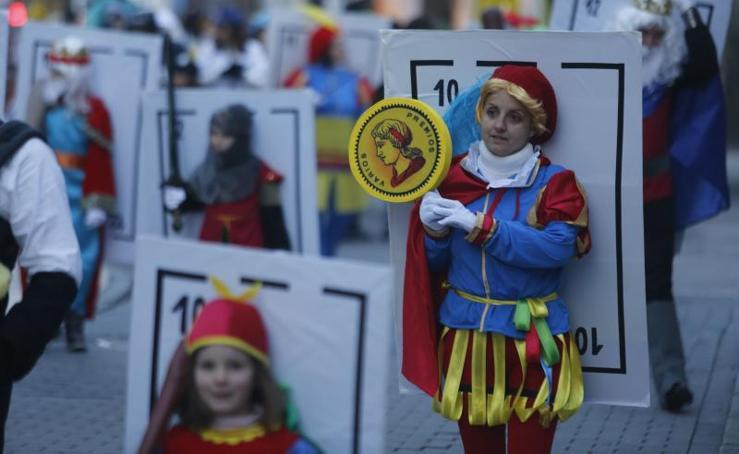 Antroxu en Asturias   El cine, protagonista en el Carnaval de Sama