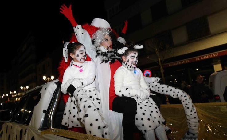 Antroxu en Asturias   Ribadesella celebra el Carnaval
