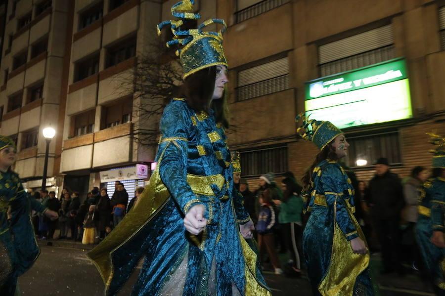 El Antroxu hace vibrar a Gijón (2)