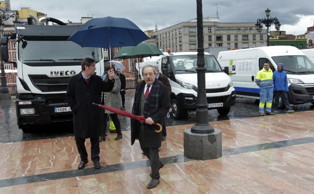 Oviedo renovó maquinaria de Limpieza por 12 millones en los últimos dos años