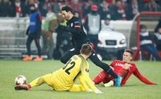 El Athletic encuentra tres goles de oro en Moscú