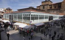 El PP de Oviedo propone transformar El Fontán en un mercado gastronómico