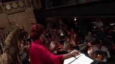 Rossy de Palma toma la batuta en los últimos ensayos de 'El cantor de México'