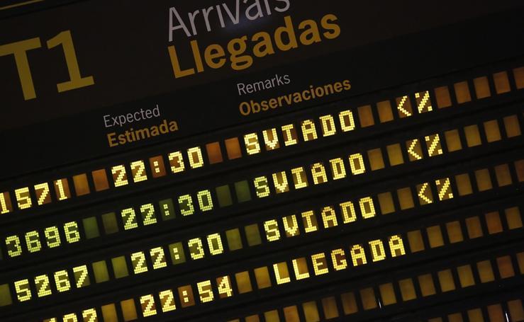 Jornada marcada por la niebla en Asturias