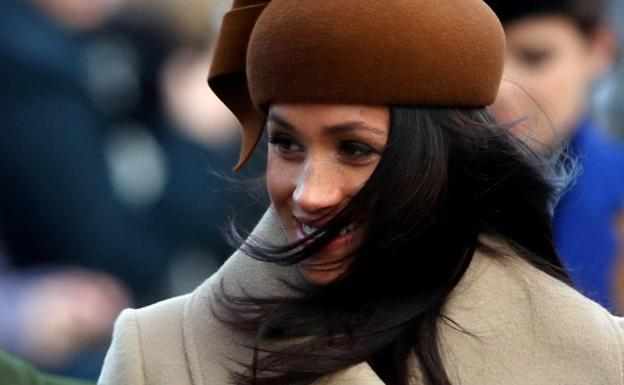 Meghan Markle. /Reuters