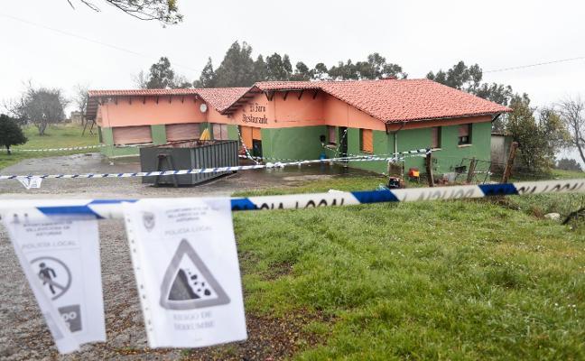 El arquitecto municipal pide declarar en ruina la casa de Tazones