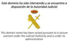 La Guardia Civil bloquea 23 webs de descarga de películas, música y juegos