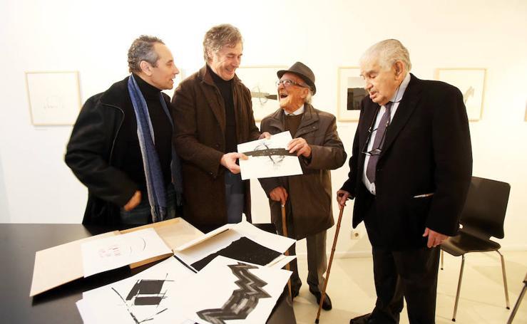 Alejandro Mieres, en imágenes
