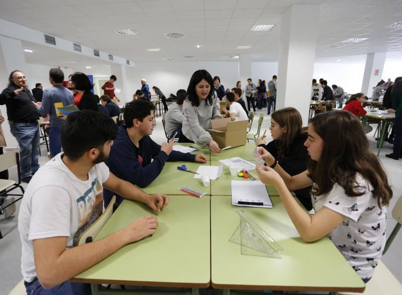 Estudiantes de la ESO ponen a prueba sus habilidades en la II Friendly Competition