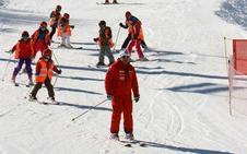 Finde para disfrutar la nieve en Asturias