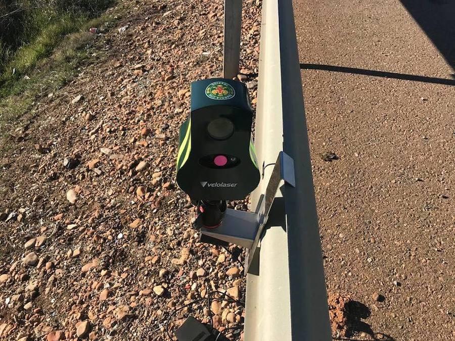 Así son los nuevos radares 'invisibles' de la Guardia Civil de Tráfico