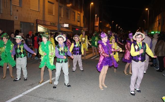 Villaviciosa, un carnaval de récord