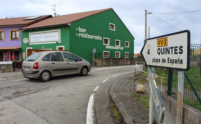 El Principado invertirá 264.000 euros en acondicionar la carretera de Quintes