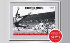Eterno Quini. Un futbolista de leyenda