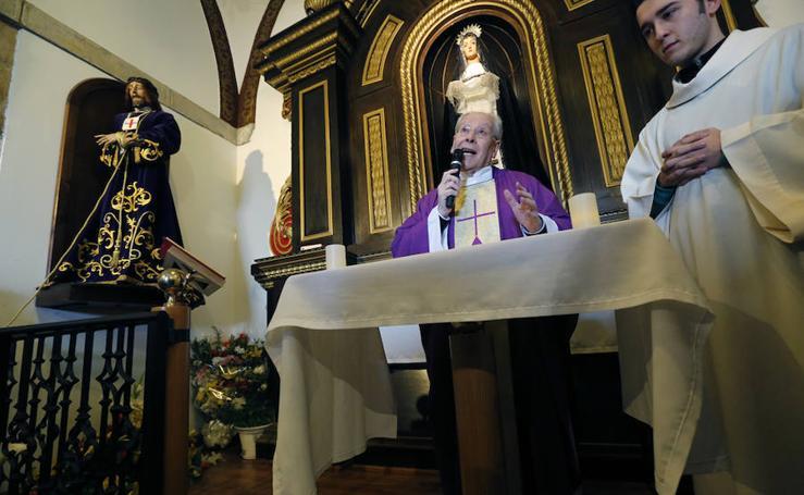 Fiesta de Jesús de Medinaceli en Cimadevilla