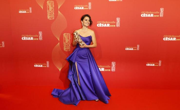 La gala de los premios César, en imágenes