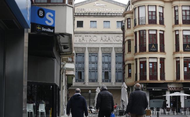 Burger King dará el salto al Teatro Arango de Gijón