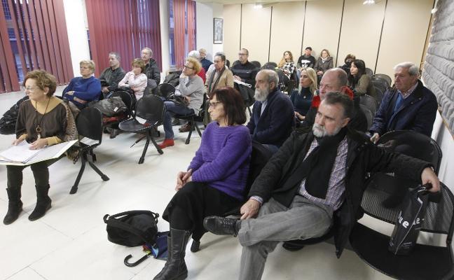 Vecinos de la zona centro de la región llevan la contaminación al Parlamento Europeo